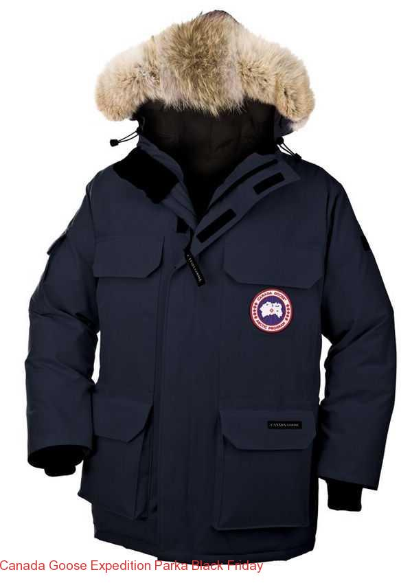 Canada Goose Expedition Parka Black Friday