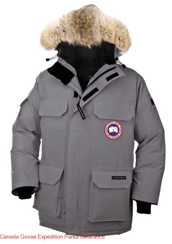 Canada Goose Expedition Parka Clearance