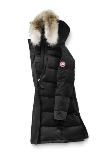 Canada Goose Black Friday Offers Canada Goose Women Rowley Parka Black 60367d135157