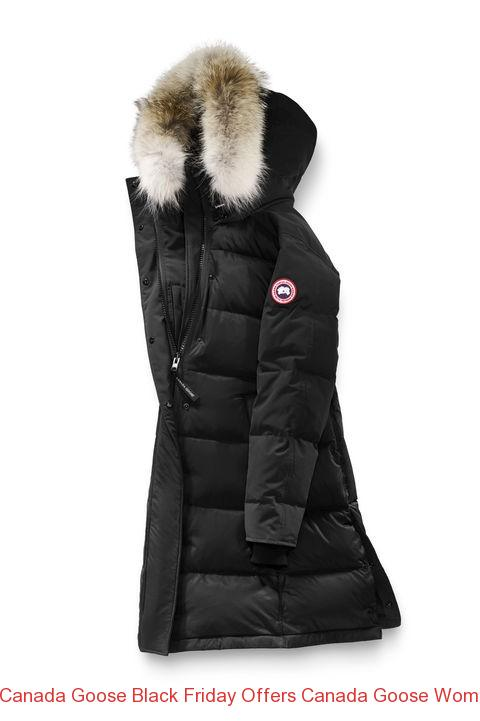 00e05962bb7c5 Canada Goose Black Friday Offers Canada Goose Women Rowley Parka Black –
