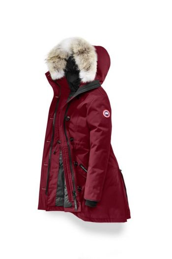 Canada Goose Clearance Toronto Canada Goose Women Rossclair Parka Niagara Grape