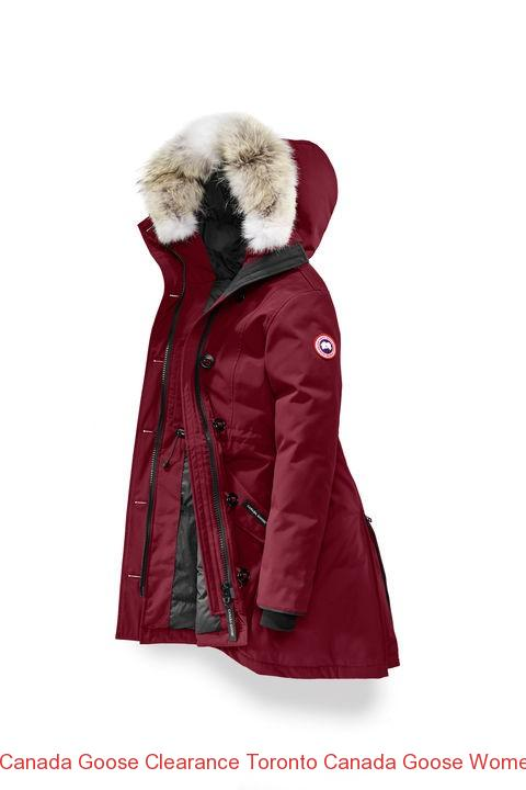 8b99872582c Canada Goose Clearance Toronto Canada Goose Women Rossclair Parka Niagara  Grape –