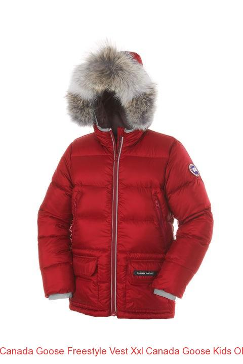 a51cb911a Canada Goose Freestyle Vest Xxl Canada Goose Kids Oliver Jacket Red ...