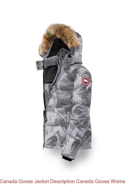 bedeb39f1fd Canada Goose Jacket Description Canada Goose Women Chelsea Parka Grey Brush  Camo –