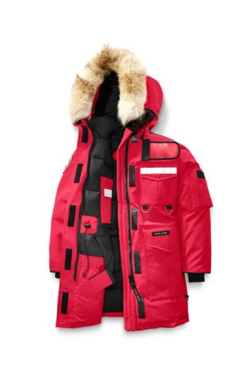 Canada Goose Langford Parka Unboxing Canada Goose Women Resolute Parka Red 340a671e127e