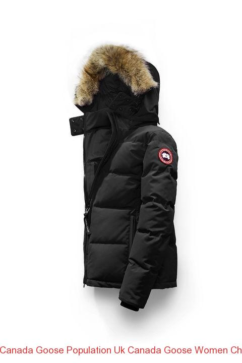 f5187cd9bfd42 Canada Goose Population Uk Canada Goose Women Chelsea Parka Black –
