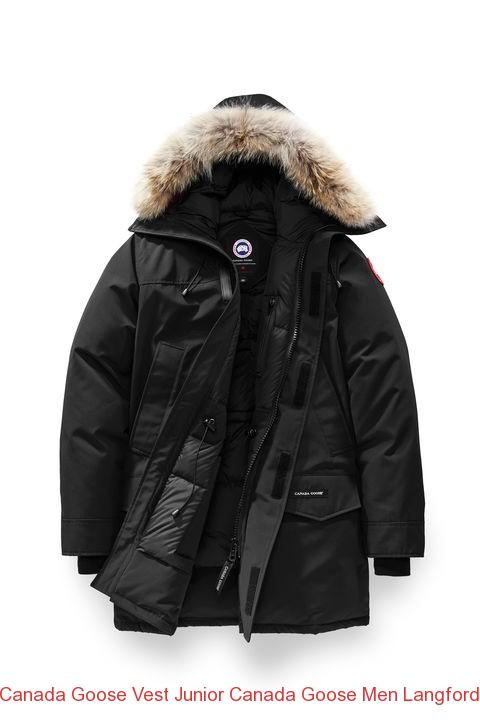 589638626 Canada Goose Vest Junior Canada Goose Men Langford Parka Fusion Fit ...
