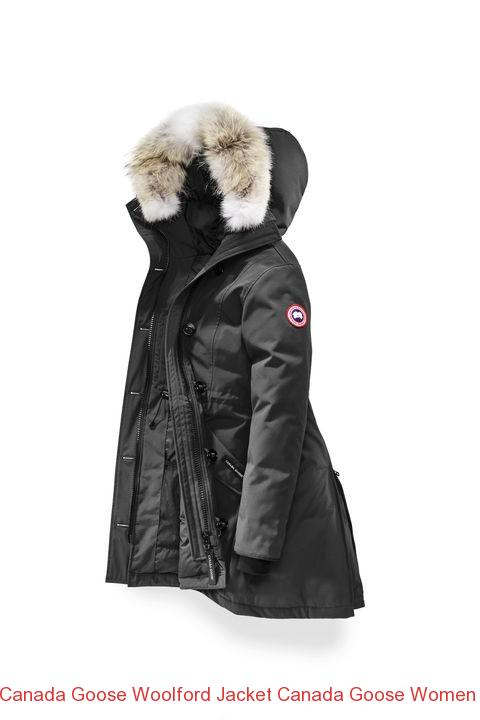 Canada Goose Woolford Jacket Canada Goose Women Rossclair Parka Fusion Fit  Graphite –